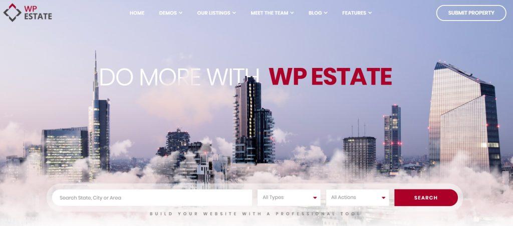 WP Estate – Real Estate Responsive WordPress Theme