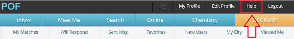 pof delete account 24 hours