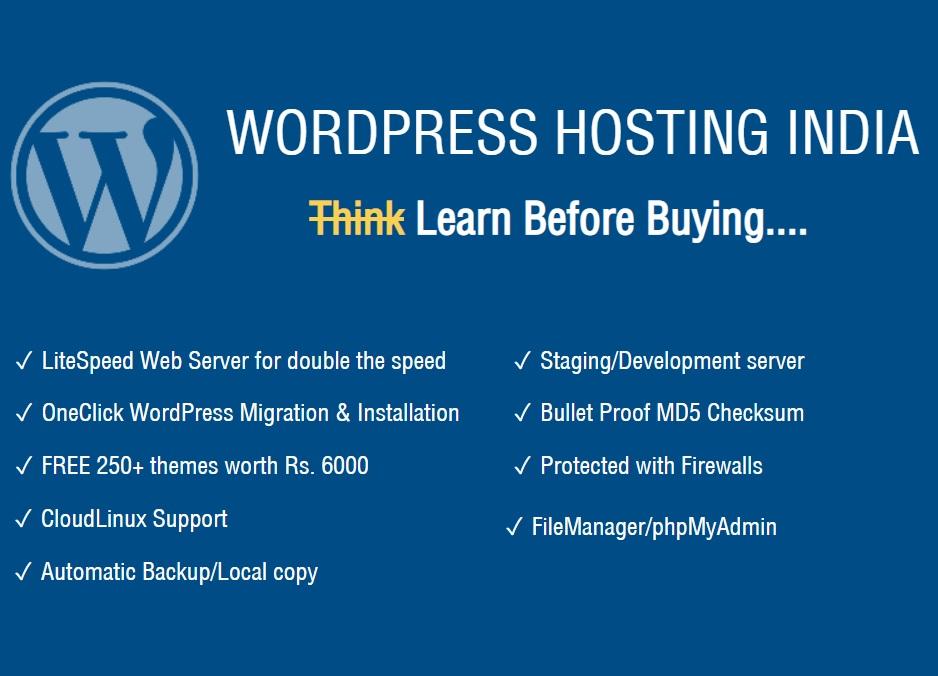 Top 10 Best WordPress Web Hosting